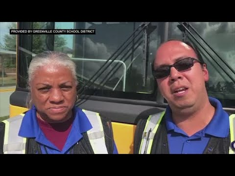 Greenville Co. School Bus Drivers Find Missing Boy