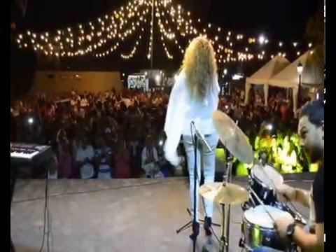 Festival Flamenco Fiestas de Lachar nº 3 Carmen Carmona