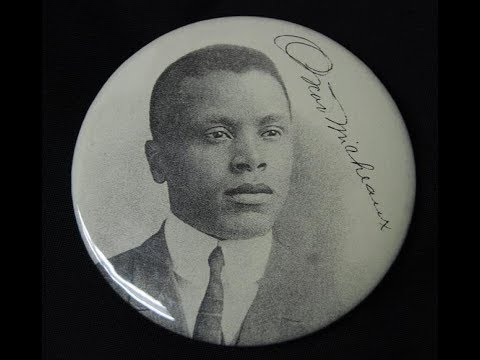 The Story of Oscar Micheaux (First African American Film Director)