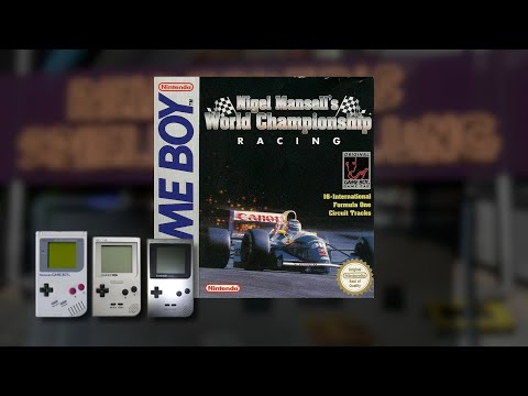 Gameplay : World Championship Racing [Gameboy]