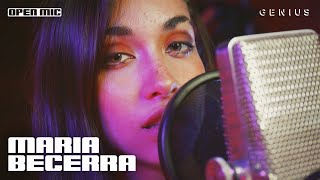 Maria Becerra ANIMAL (En Vivo)   Open Mic