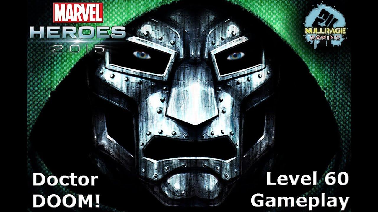 6676 stockport 38141 - Marvel Heroes Level 60 Doctor Doom Gameplay
