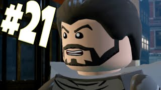 LEGO Dimensions - Part 21 Kneel before ZOD (Wii U Walkthrough)