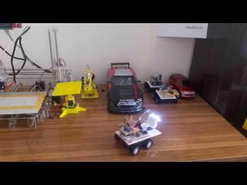 Arduino Gezgin Robot Www.robotdevreleri.com