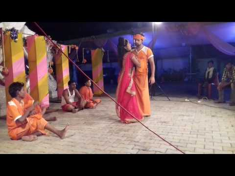 Shiv he satye Hai bol bam video suting k dauran Rakesh Mishra jee
