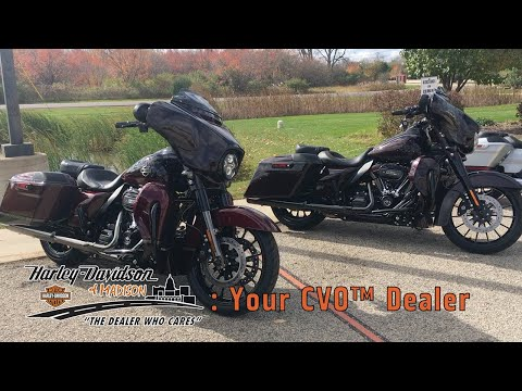 H-D Of Madison - Your CVO™ Dealer
