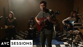 Watch the full The Front Bottoms AVC Session and Interview