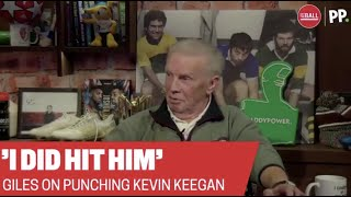 Why I punched Kevin Keegan | John Giles on OTB