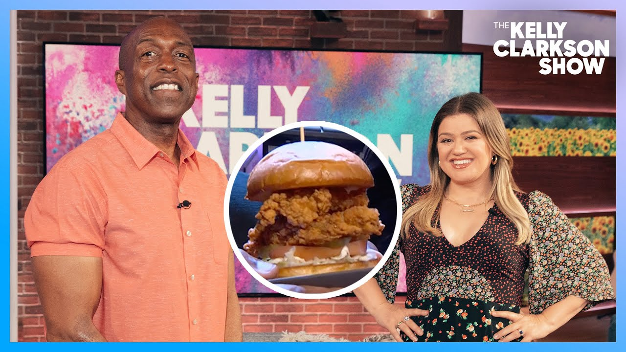 Fried Lobster Burger Makes LA Food Truck Menu & Owner Gives Kelly A Taste!
