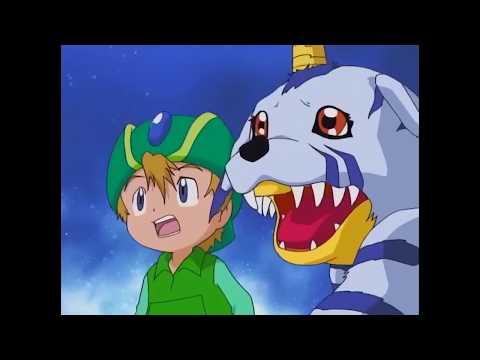 GARURUMON - Digimon Adventure #02
