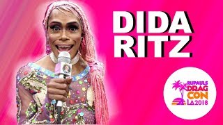 Dida Ritz Talks All Stars, Race, Season 10 & More!