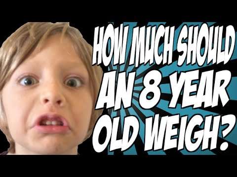 How Much Should An Year Old Weigh