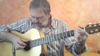 """Gerhard Gschossmann - """"Albatross"""" - (Fleetwood Mac) - guitar solo fingerstyle"""