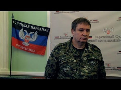 Ukraine rebels lay down law in illegal state