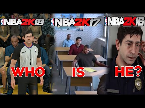 THE NBA 2K THEORY SO CRAZY IT JUST MIGHT BE TRUE!