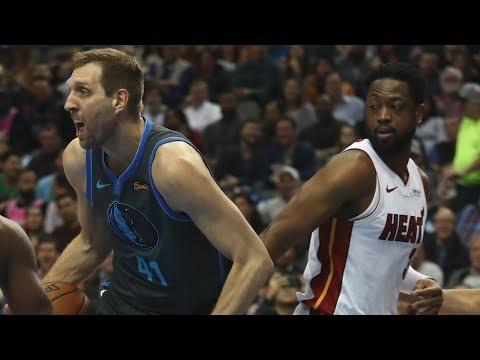 Miami Heat vs Dallas Mavericks - Full Highlights | February 13, 2019 | 2018-19 NBA Season