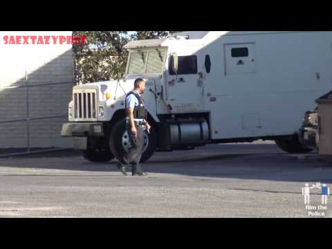 Brinks Armored Car - 1st Amendment Audit
