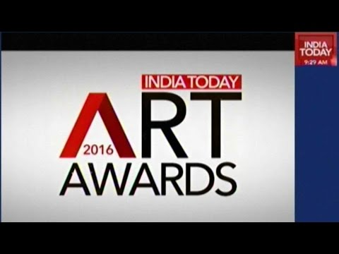 India Today Art Awards 2016