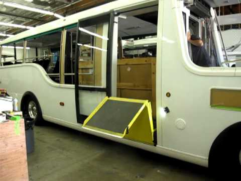 Jewel Bus Door & Jewel Bus Door - YouTube