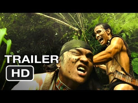 Warriors Of The Rainbow: Seediq Bale Official Trailer #1 (2012) HD Movie