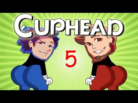Cuphead: Stupid Stinky Lizard - EPISODE 5 - Friends Without Benefits
