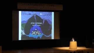 Thai cave rescue (Secret operation) by Dr. Suttisak Soralump at Osaka, Japan