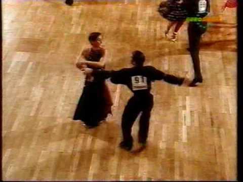 Corky & Shirley Ballas latin táncok (Izelítő)