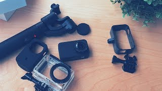 Top accessories for the Xiaomi Mijia 4k Action camera