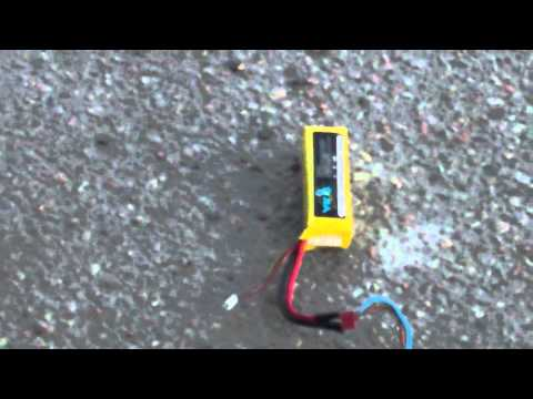 No fire, No explosion ,DOSBAS 世界專利最安全電池結構 ( 不爆炸、不起火) Safest Lithium Battery Pack from YouTube · Duration:  2 minutes 22 seconds
