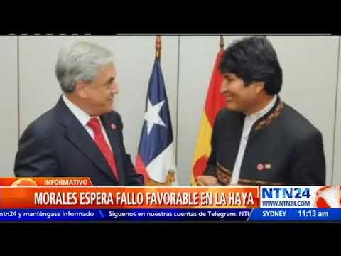 Presidente Evo Morales felicitó a Sebastián Piñera tras ganar segunda vuelta presidencial en Chile