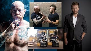 Gambar cover AYDIAN INTERVIEWS BUCK ANGEL- 'The Man with the V....'- Philly Trans Wellness Conference 2018