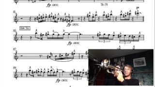 "Video ""High Crime"" Lead Trumpet Overdub - Al Jarreau - Connstellation 38b download MP3, 3GP, MP4, WEBM, AVI, FLV Januari 2018"