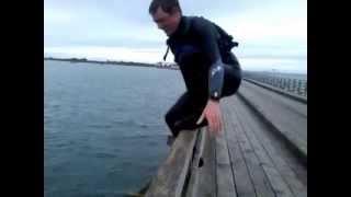 Climbing The Wooden Bridge - Clontarf