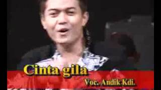 Video SERA - cinta gila (live dangdut) download MP3, 3GP, MP4, WEBM, AVI, FLV Desember 2017