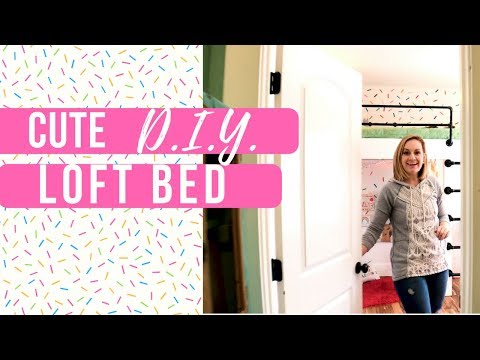How to build the most amazing DIY loft bed