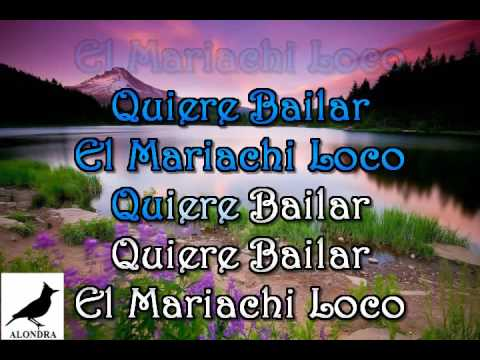 karaoke  El Mariachi Loco