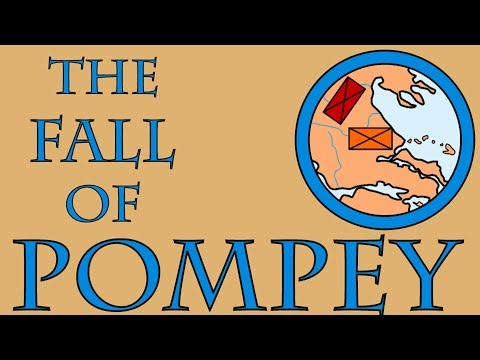 The Fall of Pompey (48 B.C.E.)