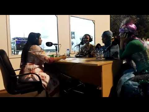 Radio interview - Muscat festival Leona Marie