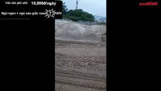 Bắc Ninh yêu cầu xử lý doanh nghiệp đổ trộm chất thải công nghiệp