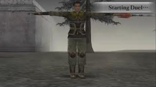 Dynasty Warriors 4 Hyper Mod: Private VS Lu Bu cutscene + Duel