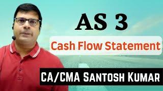 Video cash flow statement  ( AS 3 ) By santosh kumar ( CA/CMA) download MP3, 3GP, MP4, WEBM, AVI, FLV November 2017