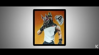 FORTNITE SKIN DRAWING - DRIFT