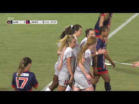HIGHLIGHTS | Ole Miss vs Auburn (10/19/17)