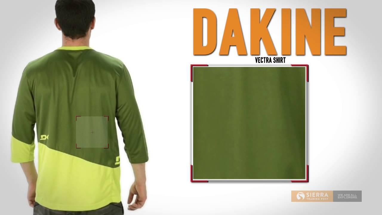 DaKine Vectra Shirt - 3 4 Sleeve (For Men) - YouTube cdeb5aad7