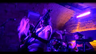 Nervosa @Paris, Le Klub - July 27th 2015