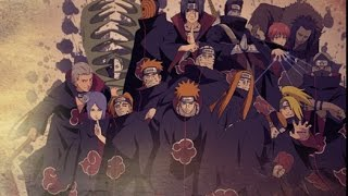 Akatsuki - From Weakest to Strongest...and Why