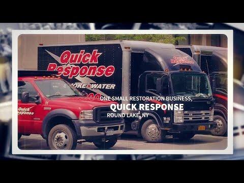 Quick Response Success Story
