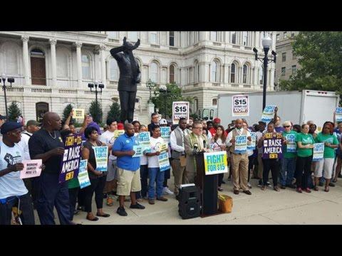 Baltimore City Council Passes Historic $15 Minimum Wage