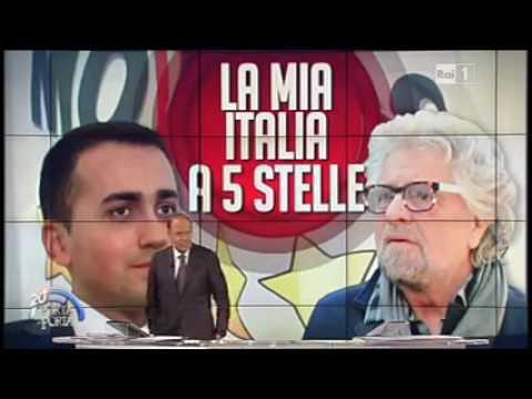 Luigi Di Maio a Porta a Porta (INTEGRALE)