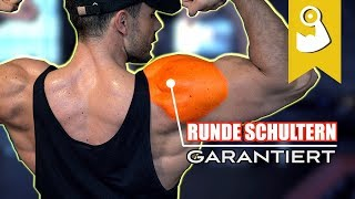 Schulter Workout Komplettes Training für Muskelaufbau